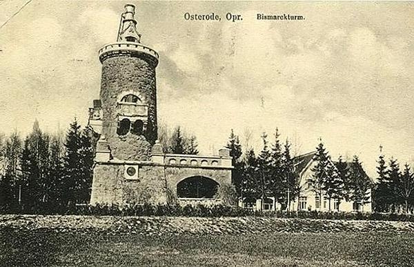 Osterode Bismarck Turm