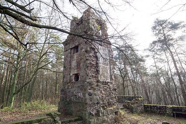 Soldau Dzialdowo Bismarck Tower 2010