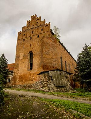 20160929_barciany_0001 Замок Барцяны Польша