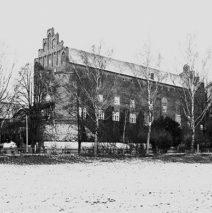 Замок Бартен