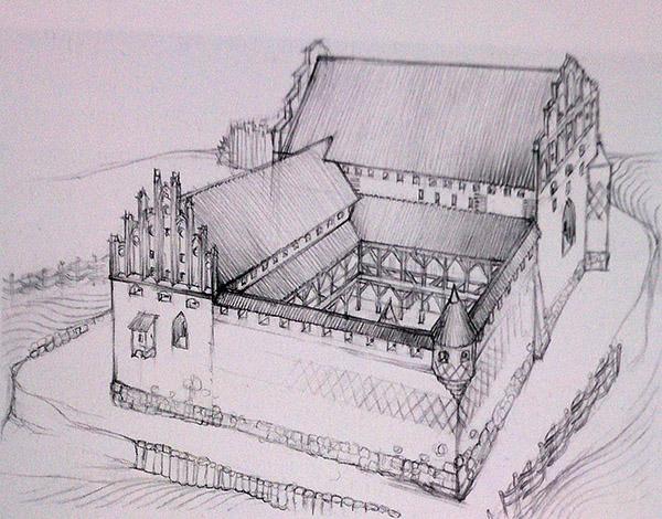 castle-barten-zamek-barciany