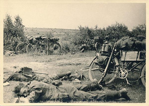 Fahrradkompanie WWII