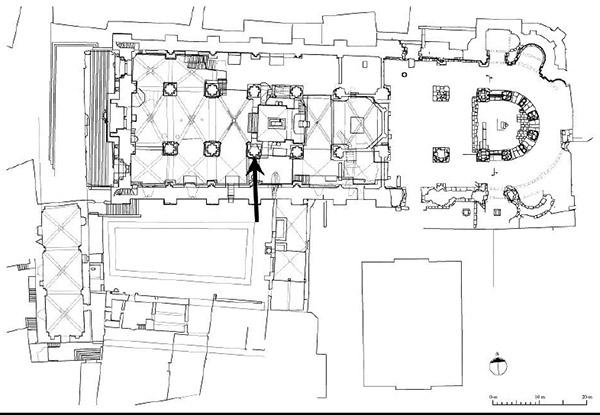 аббатство Сен-Жиль паломничество в древней руси