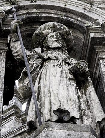 Святой Иаков камино де сантьяго