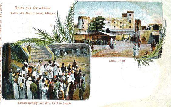 колонии Германии в Африке