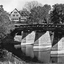 Мосты Роминтской пущи