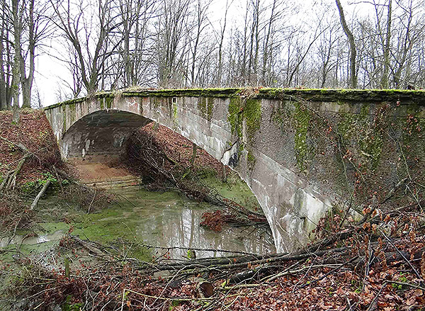 послевоенная история мазурского канала