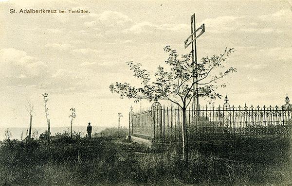 крест святого адальберта
