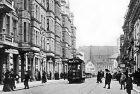 Кенигсбергский трамвай. Фото.