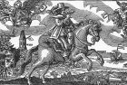 История почты. Прусская почта в XVI-XVII веках.